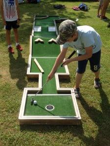 מתחם גולף