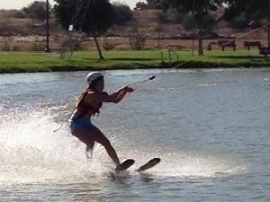סקי מים