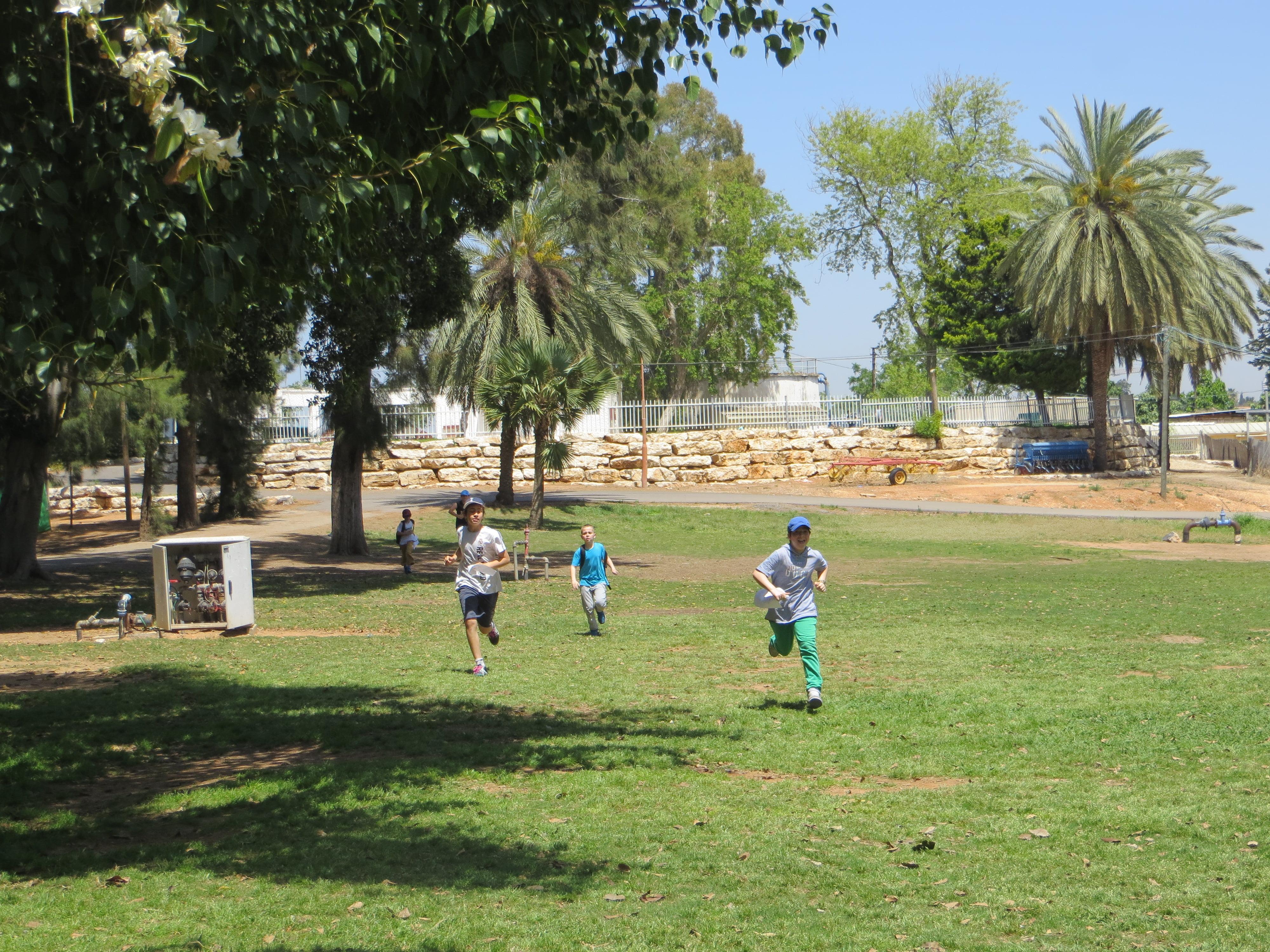 מחנה קיץ לילדים ונוער