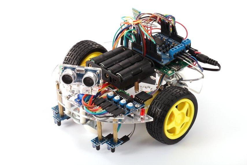 קייטנת קיץ מסלול רובוטיקה