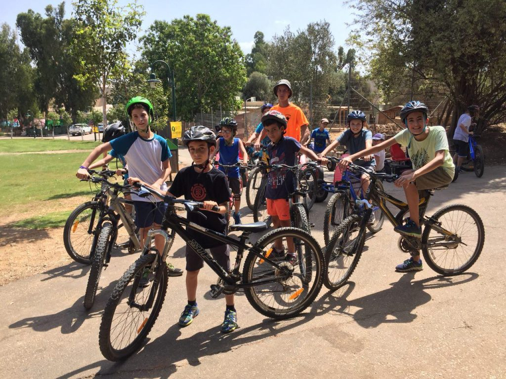 אופניים קייטנות פסח 2020