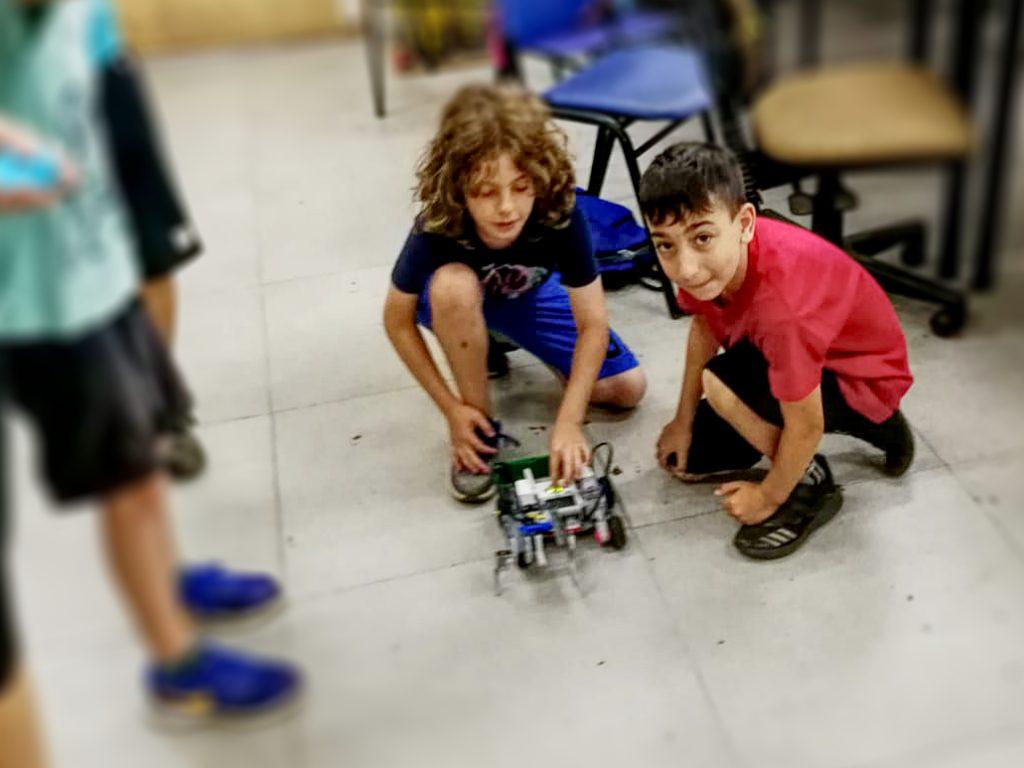 קייטנות רובוטיקה פסח 2020