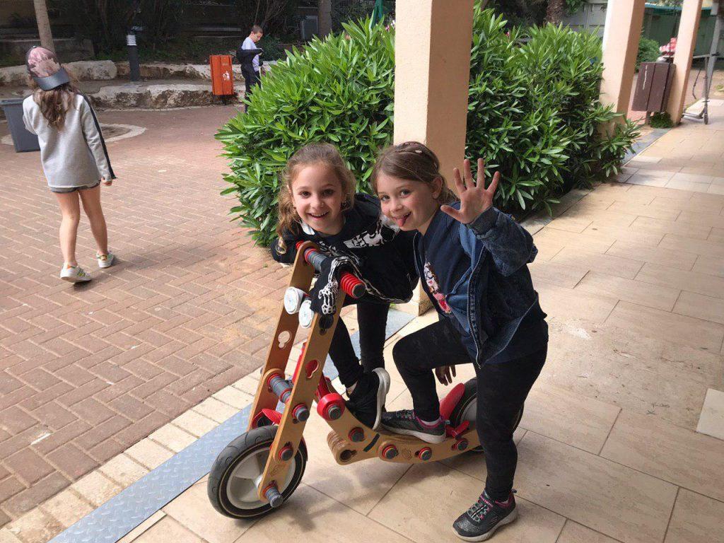 מהנדסים צעירים בקייטנות פסח 2020