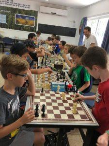 קייטנת שחמט קיץ 2021